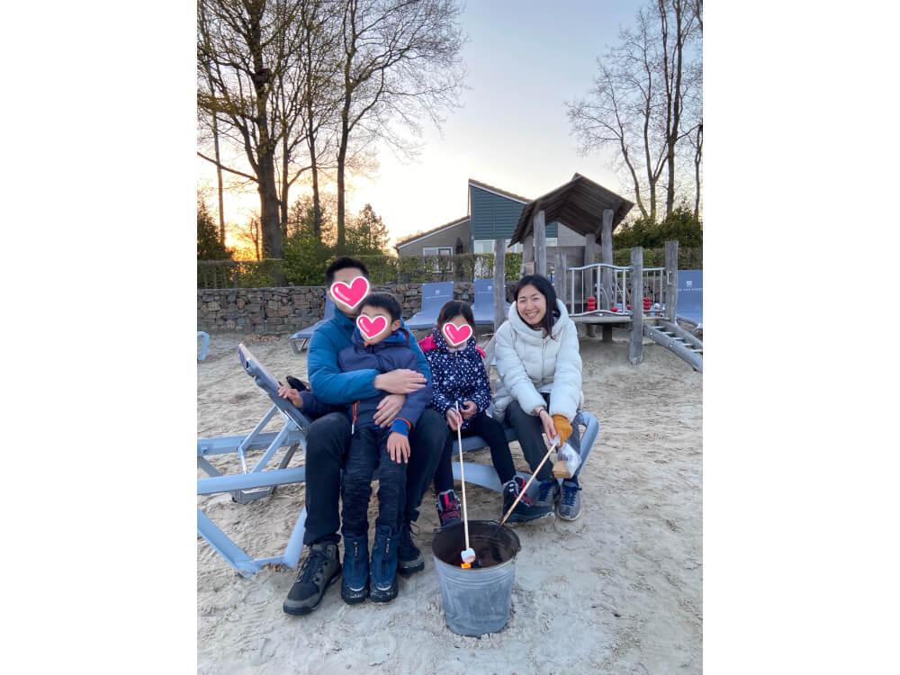 オランダ各地にあるバカンシーハウス(貸別荘)へ家族旅行 くらしと仕事